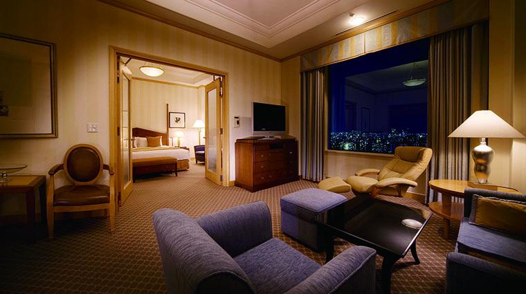Property ImperialHotelOsaka Hotel GuestroomSuite Suite ImperialHotelLtd