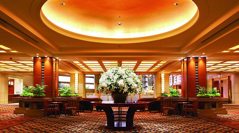 Property ImperialHotelOsaka Hotel PublicSpace MainLobby ImperialHotelLtd