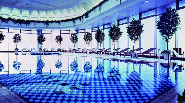 Property ImperialHotelOsaka Hotel PublicSpace SwimmingPool ImperialHotelLtd