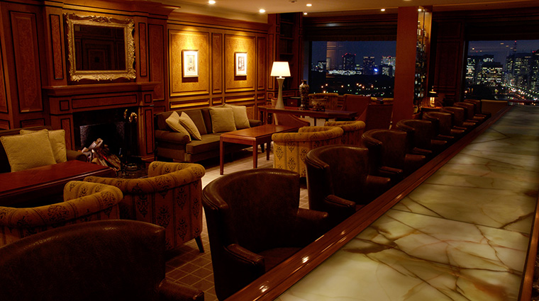 Property ImperialHotelTokyo Hotel BarLounge ImperialLoungeAqua ImperialHotelLtd
