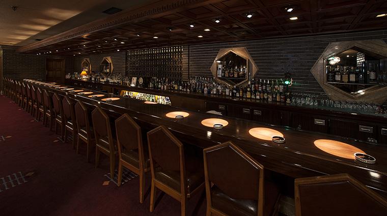 Property ImperialHotelTokyo Hotel BarLounge OldImperialBar ImperialHotelLtd