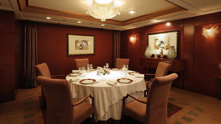Property ImperialHotelTokyo Hotel Dining LesSaisonsPrivateDiningRoom ImperialHotelLtd