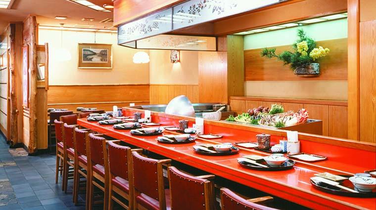 Property ImperialHotelTokyo Hotel Dining Tenichi ImperialHotelLtd