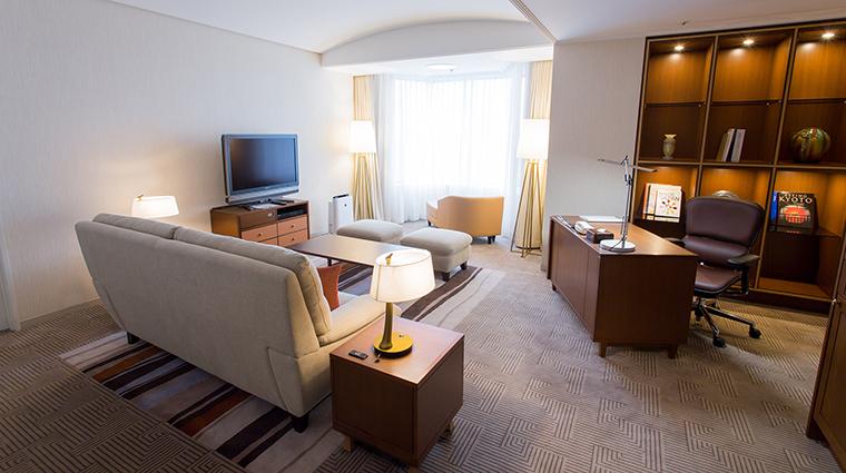 Property ImperialHotelTokyo Hotel GuestroomSuite PremiumTowerFloorSuite ImperialHotelLtd