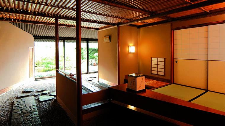 Property ImperialHotelTokyo Hotel PublicSpaces JapaneseTeahouse ImperialHotelLtd
