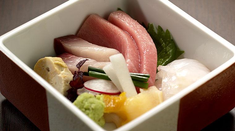 Property Inagiku Restaurant Dining AssortedSashimi TheRoyalGarden