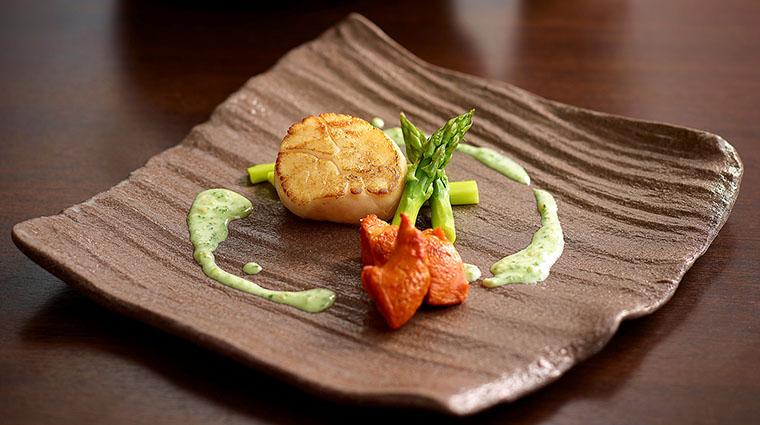 Property Inagiku Restaurant Dining ScallopTeppanyaki TheRoyalGarden