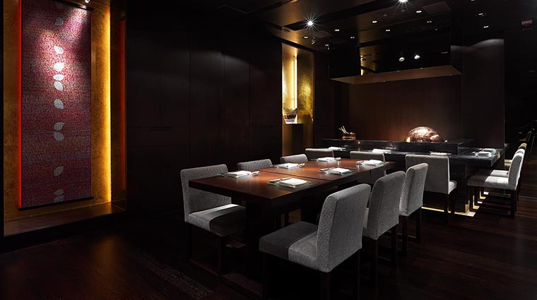 Property InagikuGrandeJapaneseRestaurant Restaurant VIPRoom FourSeasonsHotelsLimited