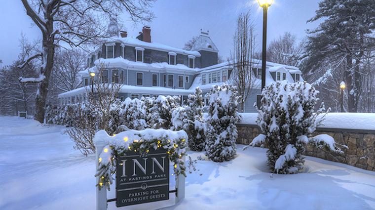 Property InnatHastingsPark Hotel Exterior WinterExterior TheInnatHastingsPark