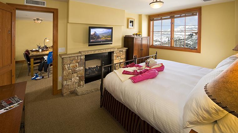 Property InnatLostCreek Hotel GuestroomSuite TwoBedroomCondoBedroom InnatLostCreekTelluride
