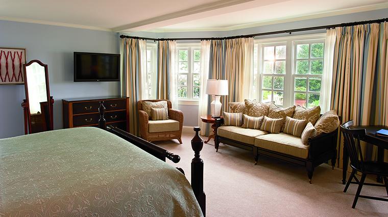 Property InnatPerryCabin Hotel GuestroomSuite SuiteBedroom BelmondManagementLimited