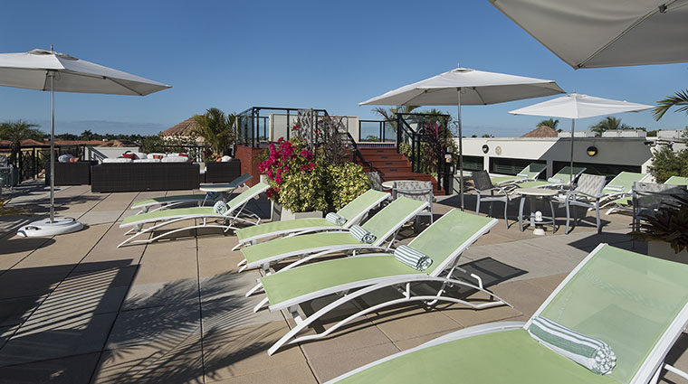 Property InnonFifthandClubLevelSuites Hotel PublicSpaces ClubLevelRooftopDeck3 InnonFifth