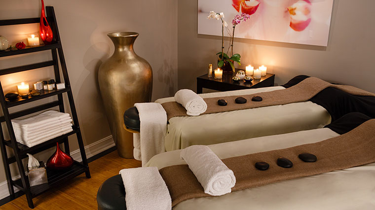 Property InnonFifthandClubLevelSuites Hotel Spa SpaonFifthTreatmentRoom InnonFifth