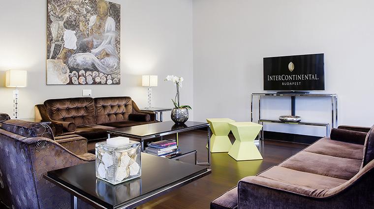 Property InterContinentalBudapest Hotel BarLounge ClubLounge2 InterContinentalHoteslGroup