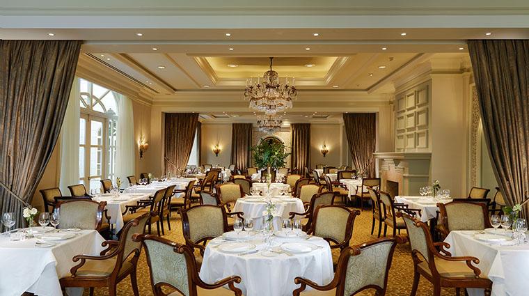 Property InterContinentalDublin Hotel Dining SeasonsRestaurant InterContinentalHotelsGroup