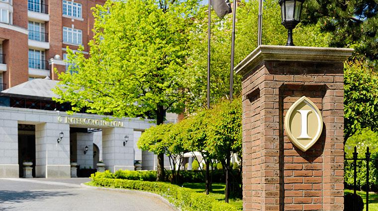 Property InterContinentalDublin Hotel Exterior Entrance InterContinentalHotelsGroup