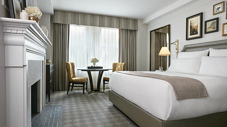 Property InterContinentalNewYorkBarclay Hotel GuestroomSuite DeluxeRoom InterContinentalHotels&Resorts
