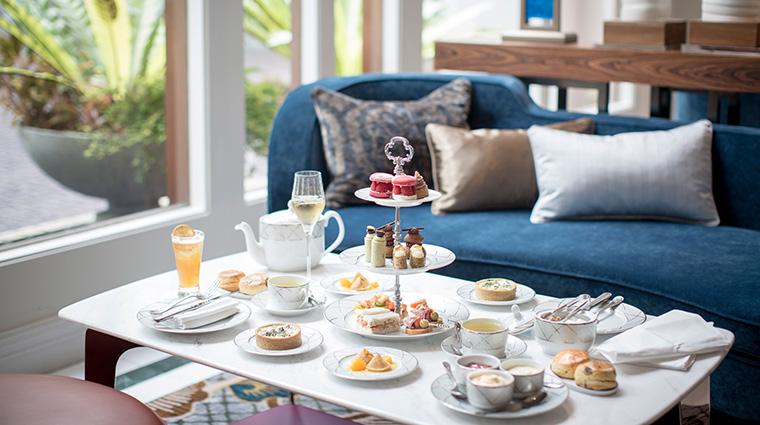 Property InterContinentalSingapore Hotel BarLounge TheLobbyLoungeRoyalHeritageAfternoonTea InterContinentalHotelsGroup
