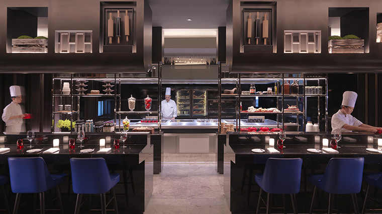Property InterContinentalSingapore Hotel Dining Ash&ElmOpenKitchen InterContinentalHotelsGroup