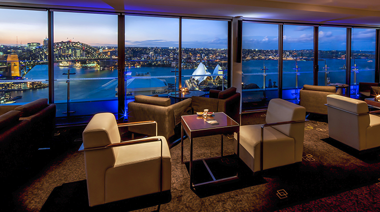 Property InterContinentalSydney Hotel BarLounge InterContinentalClubLounge InterContinentalHotels&Resorts