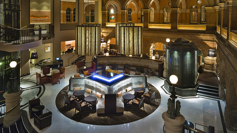 Property InterContinentalSydney Hotel BarLounge TheCortile InterContinentalHotels&Resorts