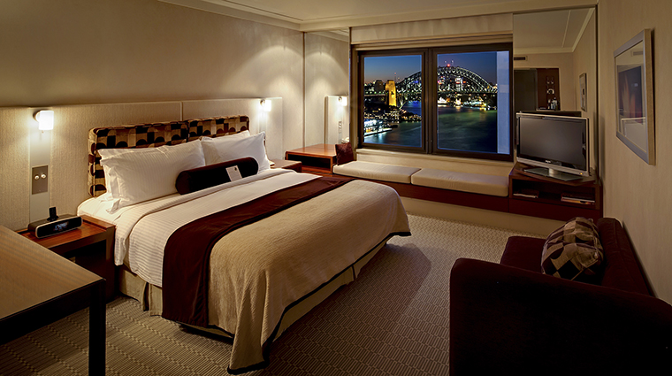 Property InterContinentalSydney Hotel GuestroomSuite KingHarbourBridgeViewRoom InterContinentalHotels&Resorts