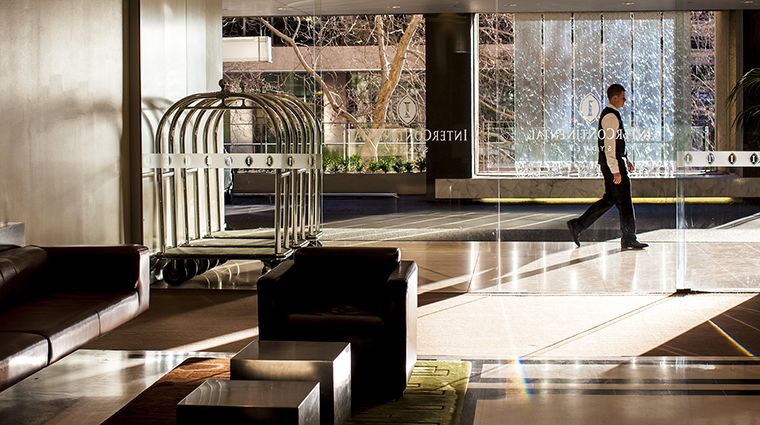 Property InterContinentalSydney Hotel PublicSpaces LobbyEntrance InterContinentalHotels&Resorts