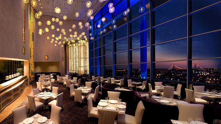 Property Iridescence Restaurant DiningRoom2 DetroitEntertainmentLLC