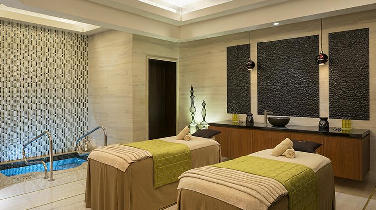 Property IridiumSpaatTheStRegisSaadiyatIslandResortAbuDhabi Spa TreatmentRoom MarriottInternationalInc