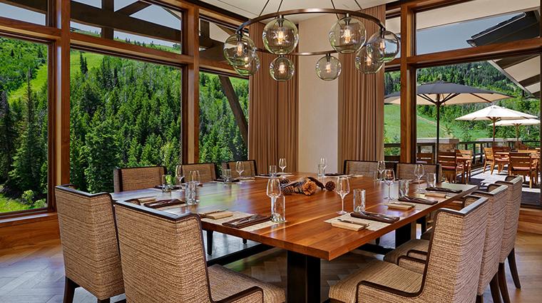 Property J&GGrillattheStRegisDeerValley Restaurant Dining ChefsTable CulinaryConceptsHospitalityGroup