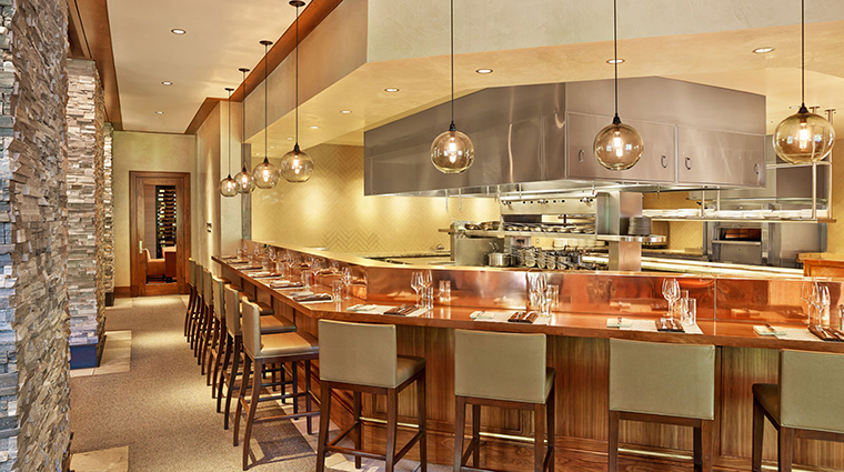 Property J&GGrillattheStRegisDeerValley Restaurant Dining Kitchen CulinaryConceptsHospitalityGroup