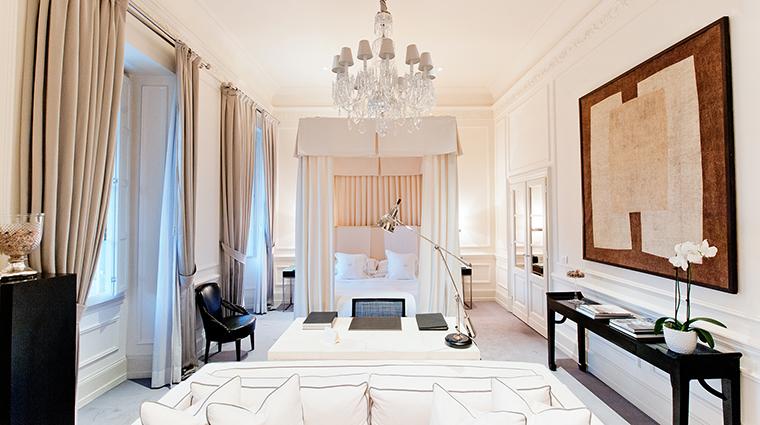 Property JKPlaceFirenze Hotel GuestroomSuite MasterRoom JKPlaceFirenze