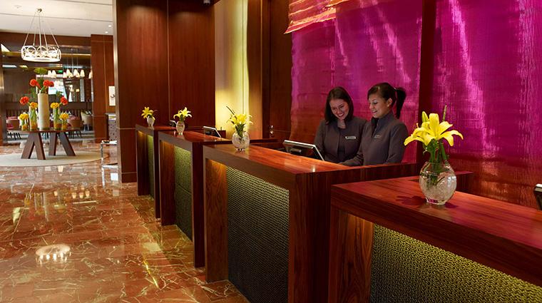 Property JWMarriottBogota Hotel PublicSpaces FrontDesk MarriottInternationalInc