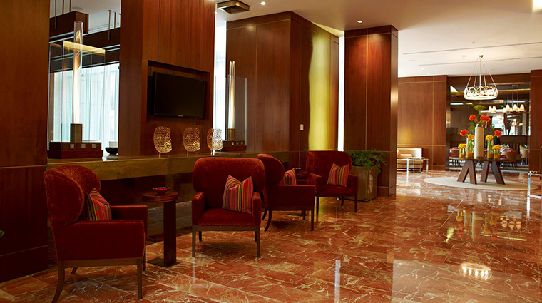 Property JWMarriottBogota Hotel PublicSpaces Lobby MarriottInternationalInc