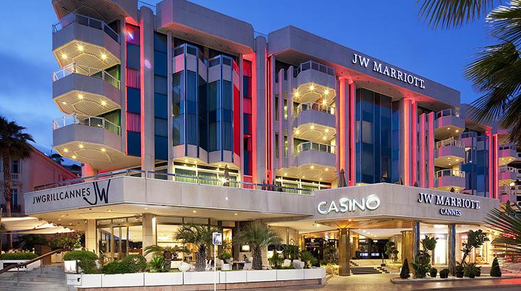Property JWMarriottCannes Hotel Exterior Facade ChristopheBielsa