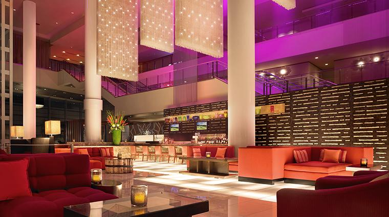 Property JWMarriottLosAngeles Hotel BarLounge gLAnceLobbyBar MarriottInternationalInc