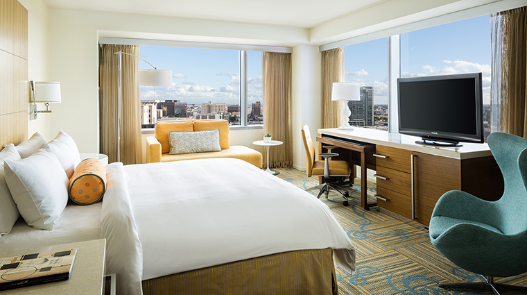 Property JWMarriottLosAngeles Hotel GuestroomSuite ExecutiveKingCornerRoom MarriottInternationalInc