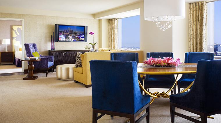 Property JWMarriottLosAngeles Hotel GuestroomSuite JWSuite MarriottInternationalInc