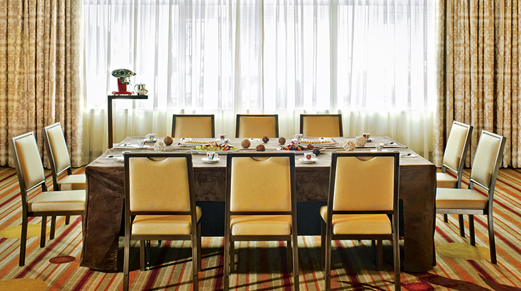 Property JWMarriottLosAngeles Hotel PublicSpaces MeetingRoom2 MarriottInternationalInc