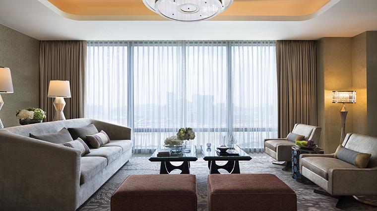 Property JWMarriottMacau Hotel GuestroomSuite ChairmanSuiteLivingRoom MarriottInternationalInc