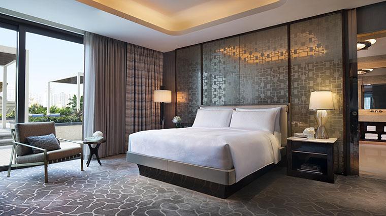 Property JWMarriottMacau Hotel GuestroomSuite PresidentialSuiteBedroom MarriottInternationalInc