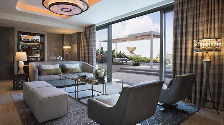 Property JWMarriottMacau Hotel GuestroomSuite PresidentialSuiteLivingRoom MarriottInternationalInc