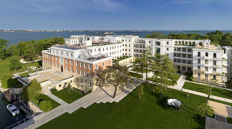 Property JWMarriottVeniceResort&Spa Hotel Exterior AerialView MarriottInternationalInc