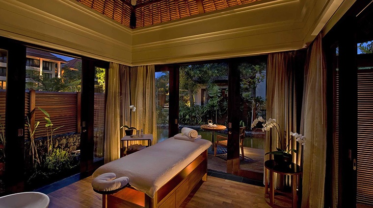Property JiwaSpa Spa GardenPavilion HiltonWorldwide
