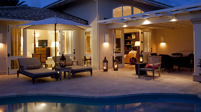 Property JumbyBayARosewoodResort Hotel GuestroomSuite PoolSuite RosewoodHotelsandResortsLLC