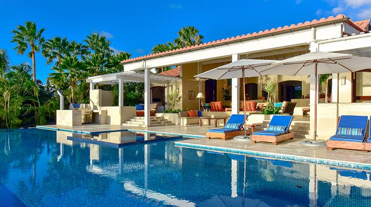Property JumbyBayARosewoodResort Hotel GuestroomSuite SeaStarVillaPool RosewoodHotelsandResortsLLC