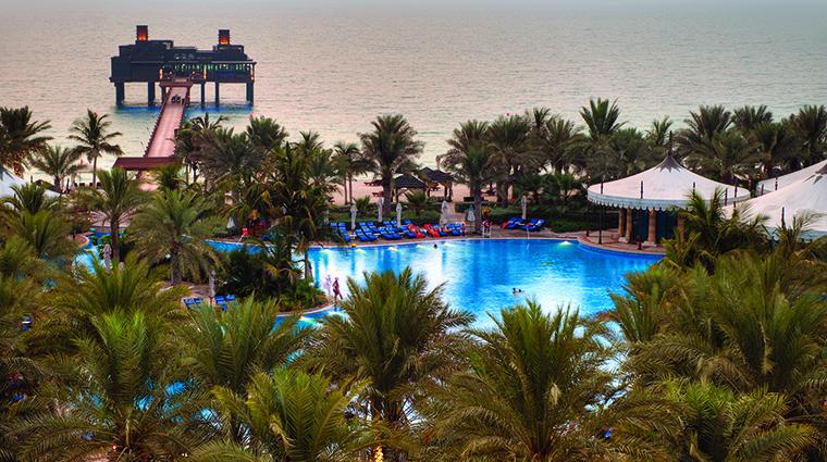 Property JumeirahAlQasr Hotel PublicSpaces PoolView JumeirahInternationalLLC