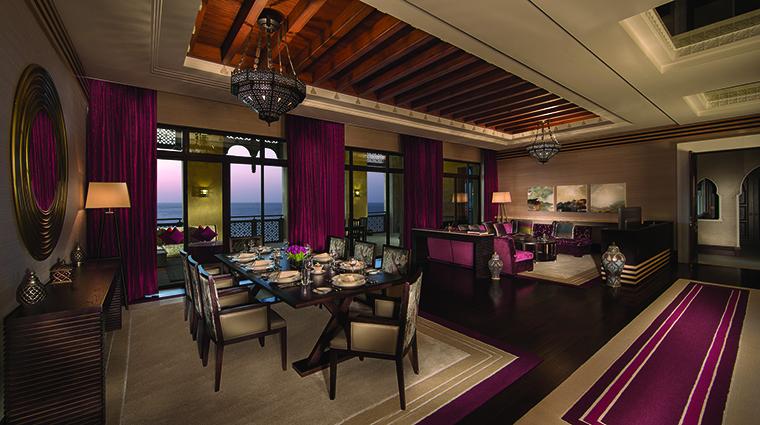 Property JumeirahMinaASalam Hotel GuestroomSuite RoyalSuiteLivingRoom JumeirahInternationalLLC