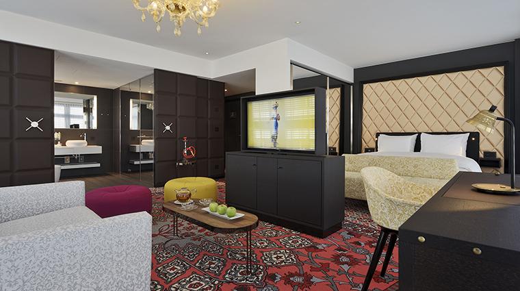 Property KamehaGrandZurich Hotel GuestroomSuite OrientalSuite KamehaGrandZurich