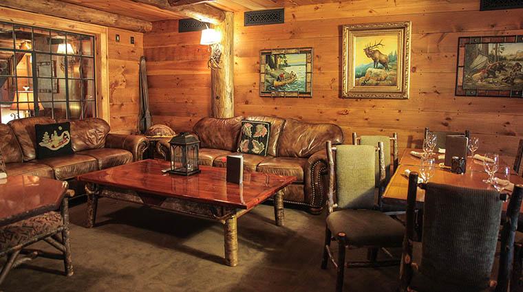 Property KanuDiningRoom Restaurant Dining Lounge TheWhitefaceLodge